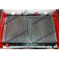 Радиатор охлаждения Lacetti 1.6 / 1.8 механика Avrora