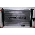 Радиатор охлаждения Матиз M150 0.8-1.0 Лузар
