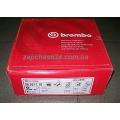 Диски тормозные передние Ваз 2108-099 Brembo