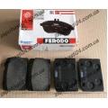 Колодки тормозные передние ВАЗ 2101-07 FERODO