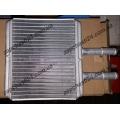 Радиатор отопителя Авео без кондиционера L=182