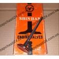 Клапан выпускной Ланос 1.5 Shin Han