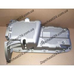 Поддон двигателя алюминиевый Ланос Авео